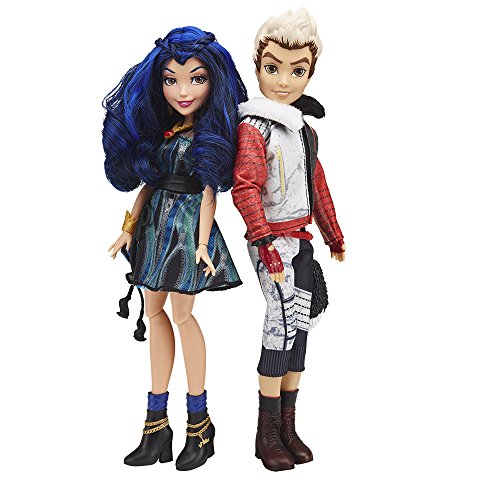 disney-descendants-evie-isle-of-the-lost-and-carlos-dolls-pack-of-2