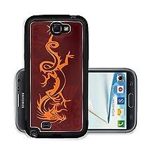 buy Liili Premium Samsung Galaxy Note 2 Aluminum Snap Case Chinese Dragons Vinyl Ready Vector Set A Photo 11675219