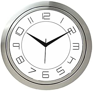 Buy It2m 10 Inch Round Wall Clock For Home Kitchen Living Room Bedroom Online At Low