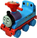 Thomas & Friends- My First Thomas Ride-on- Thomas Talks and Plays Music As He Peeps Along