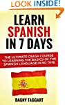 Spanish: Learn Spanish In 7 DAYS! - T...