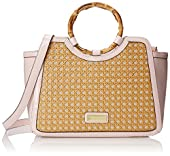 Anne Klein Earthly Delights Satchel Top Handle Bag