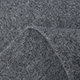 SMOKE THICK WALL VAN CAR CAMPER BOAT BOOT ACOUSTIC VELOUR LINING TRUNKLINER CARPET