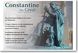 Constantine the Great - NEW Classroom Social Studies Poster