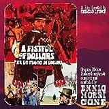Per Un Pugno Di Dollari: A Fistful of Dollars CD, サウンドトラック, オリジナルレコーディングのリマスター, インポート