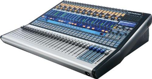 Presonus StudioLive 24.4.2 Mixer & FireWire Recording