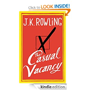 The Casual Vacancy at Amazon.com