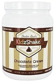 buy Kidzshake - Nutritional Shake Chocolate Cream - 22.75 Oz.