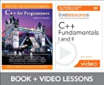 C++ Fundamentals I and II LiveLesson...