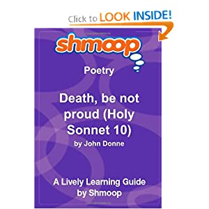 holy sonnet 18 The speaker begins by asking whether he should or will compare thee to a  summer day he says that his beloved is more lovely and more even-tempered.