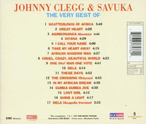 Johnny Clegg and Savuka - Take My Heart Away