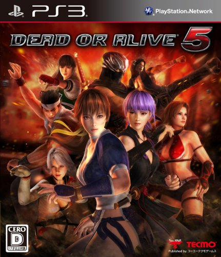 ���������ƥ��� [PS3] DEAD OR ALIVE 5 BLJM-60513 �μ̿�