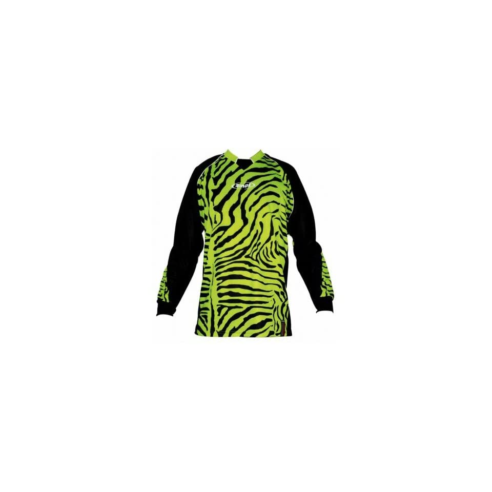 c723f4ad4d0 Rinat Zulu Youth Soccer Goalie Jersey Green YL on PopScreen