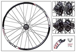Wheel Master -WTB Frequency TCS i23 29'er Disc Wheel Set - 8/9-Speed, 6-Bolt, 32H, Black