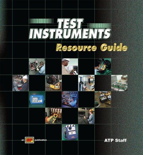 Test Instruments - Instructors Resource Guide - Amer Technical Pub - AT-1328 - ISBN: 0826913288 - ISBN-13: 9780826913289