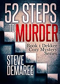 52 Steps To Murder by Steve Demaree ebook deal