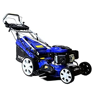 Hyundai HYM51SPE Electric Start Self-Propelled Petrol Lawn Mower