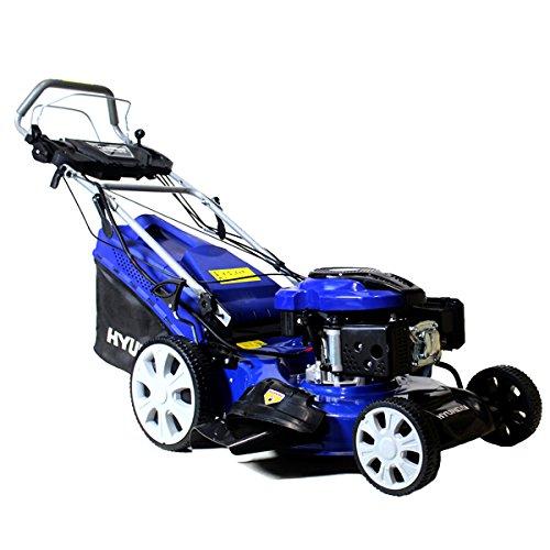 hyundai-196cc-electric-start-self-propelled-4-in-1-rotary-petrol-lawn-mower-hym51spe