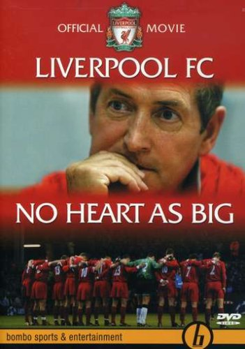 LIVERPOOL FC-NO HEART AS BIG (DVD)