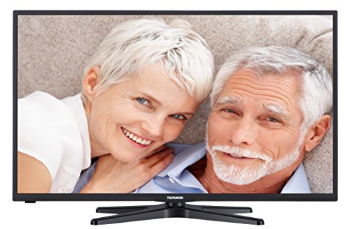 Telefunken D39F272I3 Senioren 99 cm (39 Zoll) Fernseher (Full HD, Triple-Tuner, Komfort-Fernbedienung) thumbnail