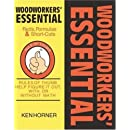 Woodworkers' Essential Facts, Formulas & Short-Cuts: Rules of Thumb Help Figure It Out, With or Without Math