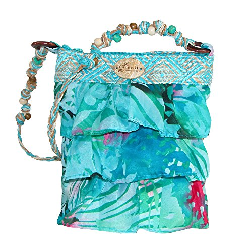 cappelli-womens-tiered-ruffle-crossbody-turquoise