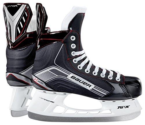Bauer-vapor-x-300-patins--glace-pour-homme-Noir-Noir