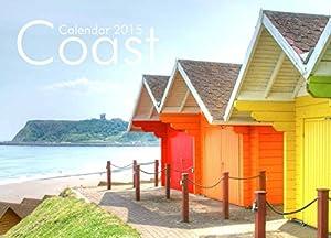 2015 Calendar, UK Coast Calendar 2015 (A4 size, same day FREE shipping in UK)