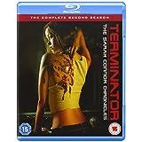 Terminator: The Sarah Connor Chronicles - Season 2 [Blu-ray] [2009]by Lena Headey