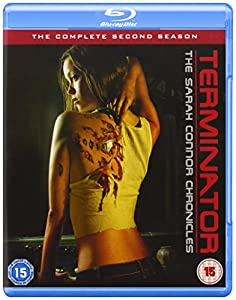 Terminator: The Sarah Connor Chronicles - Season 2 [Blu-ray] [2009]
