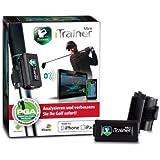 iTrainerMini | PGA Golf Analyser Schwungtrainer, inkl. iOS/Android App