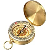Leegoal Classic Pocket Style Camping Compass