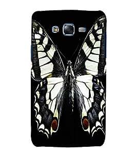 printtech Butterfly Design Back Case Cover for Samsung Galaxy Quattro i8552 / Samsung Galaxy Quattro Win i8552