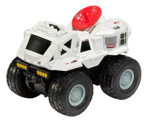 Matchbox Rev Rigs Space Truck - 1
