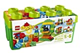 LEGO DUPLO 10572 Creative Play All-in-One-Box-of-Fun Educational Preschool Toy Building Blocks For Your Toddler
