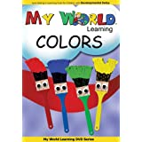 Autism Learning Tools - My World Learning, Colors ~ The Bristle Bunch