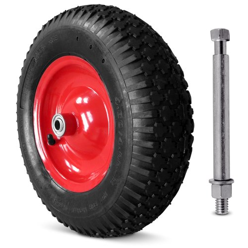 wheelbarrow-wheel-tyre-with-axle-48-4-8-400pr-tires-single-pneumatic-trolley-cart-replacement-wheel