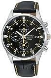 [セイコー]SEIKO 腕時計 クロノグラフ デイト 逆輸入 海外モデル SNDC89PD メンズ 【逆輸入品】