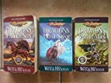 DragonLance: The War of Souls Trilogy (Dragons of a Fallen Sun, Dragons of a Lost Star, Dragons of a Vanished Moon)