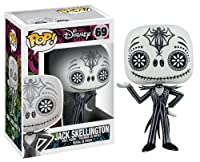 Funko POP Disney Day of The Dead Jack Skellington Action Figure from Funko