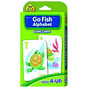 Go fish game cards set of 3 toys games for Go fish game
