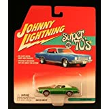 1974 FORD TORINO * SUPER 70S * 2002 Johnny Lightning 1/64 Scale Die-Cast Vehicle