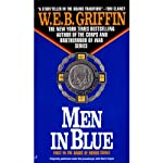 Men in Blue: Badge of Honor, Book 1 (       UNABRIDGED) by W. E. B. Griffin Narrated by Michael Russotto