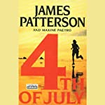 4th of July: The Women's Murder Club (       UNABRIDGED) by James Patterson, Maxine Paetro Narrated by Carolyn McCormick