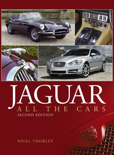 Jaguar: All the Cars