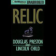 Relic: Pendergast, Book 1 (       UNABRIDGED) by Douglas Preston, Lincoln Child Narrated by David Colacci