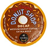Keurig, The Original Donut Shop, Decaf, K-Cup packs