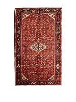 Navaei & Co. Alfombra Persian Hamadan Rojo/Multicolor 305 x 159 cm