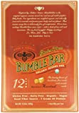 BumbleBar Gluten Free Organic Energy Original with Hazelnut, 1.4-Ounce Bars (Pack of 12)