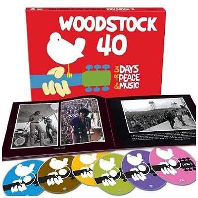 Woodstock 40 (6 CDs)